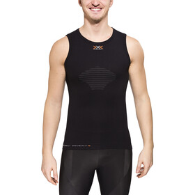 X-Bionic Invent Light UW Sleeveless Top Men, black/anthracite